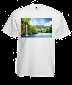 футболка с принтом фото